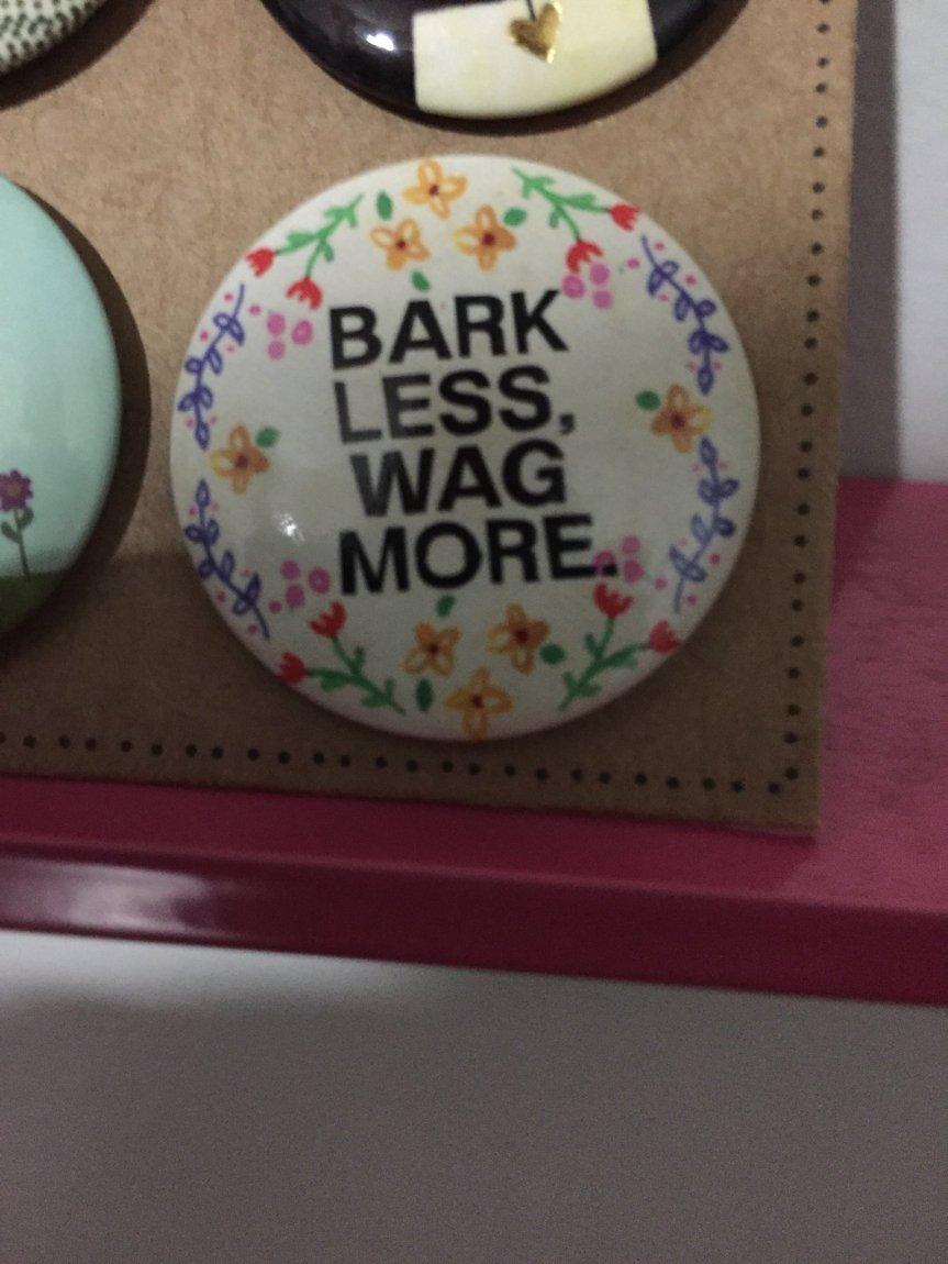 Bark Less